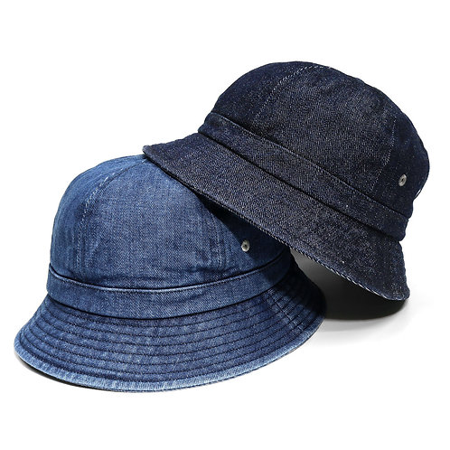 """""""WASHED DENIM BELL HAT / CJ"""""""