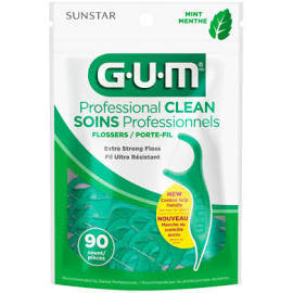 GUM Professional Clean Flossers