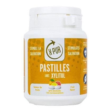 X-PUR Pastilles (fruit)
