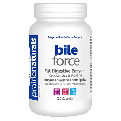 Bile Force-Fat Digestive Enzyme