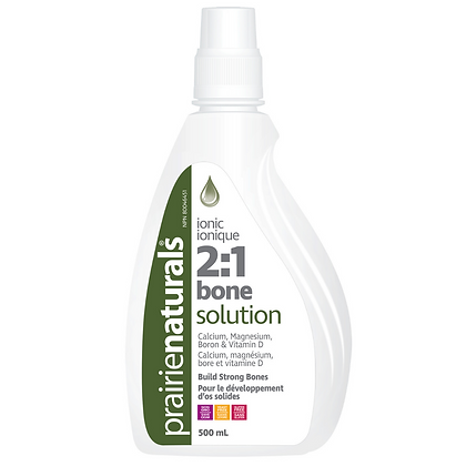 2:1 bone solution