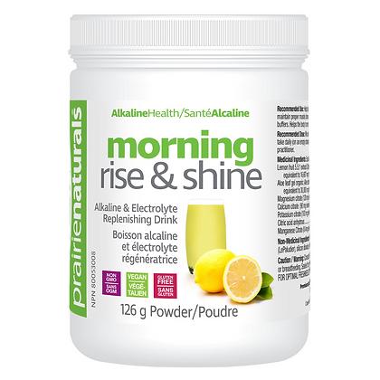 Morning Rise & Shine
