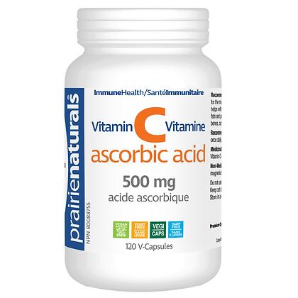 Vitamin C (ascorbic acid) 500mg
