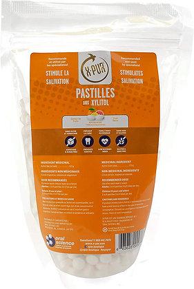 X-PUR Pastilles (fruit) 100% Xylitol - Bags