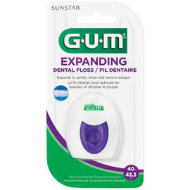 GUM Expanding Dental Floss