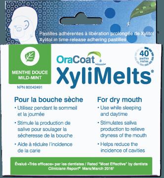 Mint Xylimelts