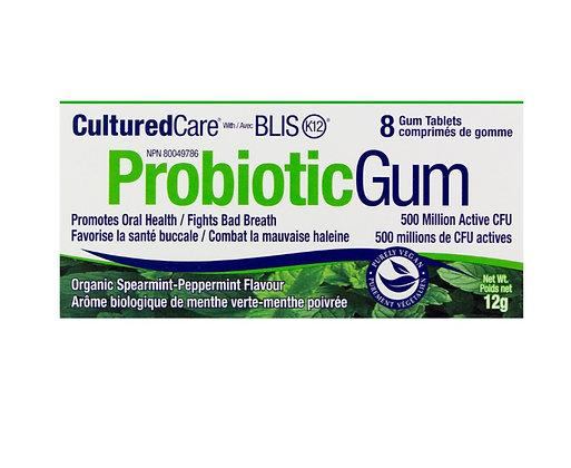 Probiotic Gum spearmint-peppermint flavour