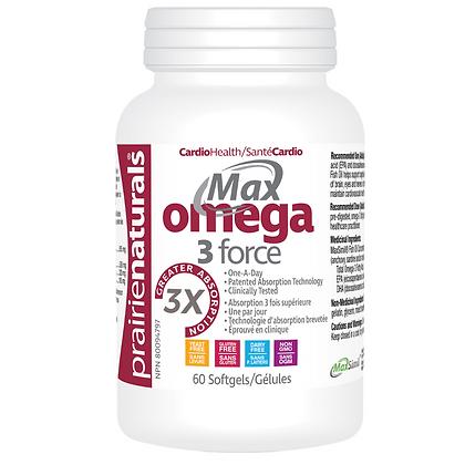 Max omega 3 force
