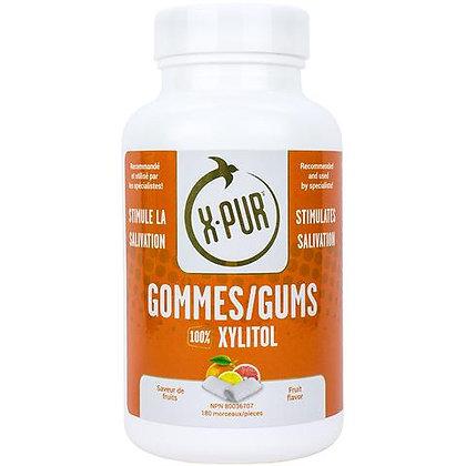 X-PUR Gums (fruit)
