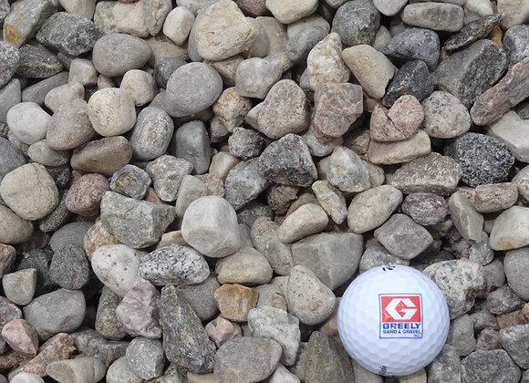 Bagged 7/8 Crushed Stone