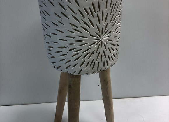 Ceramic Round Planter