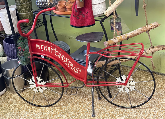 Merry Christmas Bike