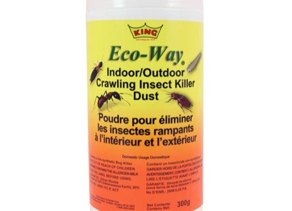 Indoor - Outdoor Crawling Insect Killer Dust