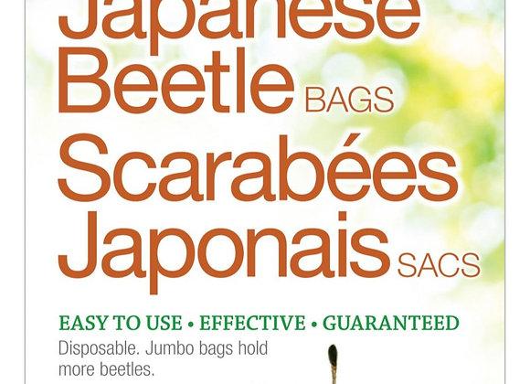 Japanese Beetle Bags