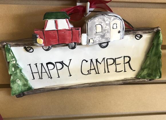 Happy Camper Sign #2
