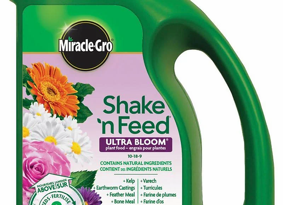 Miracle Gro Shake and Feed Ultra Bloom
