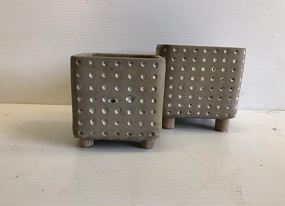Ceramic Square Planters