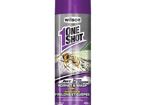 1 Shot Hornet and Wasp Spray