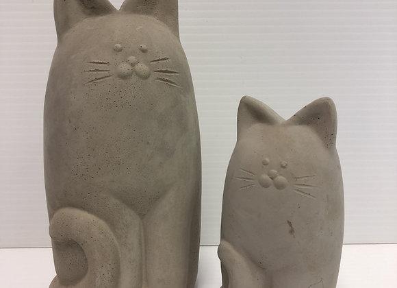 Concrete Cats