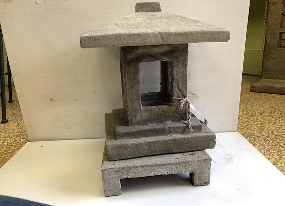 Concrete Lantren
