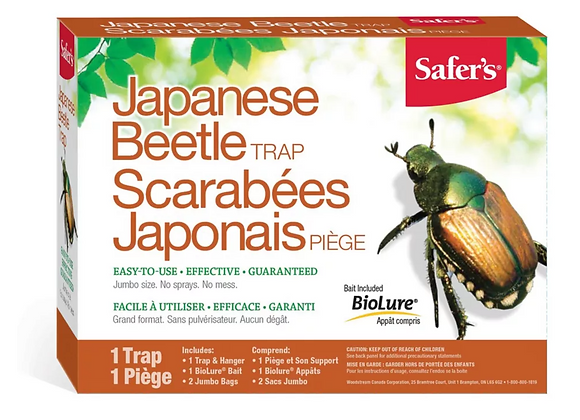 Japanese Bettle Traps