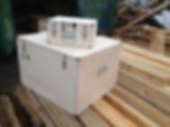 Деревянные ящики армейского образца