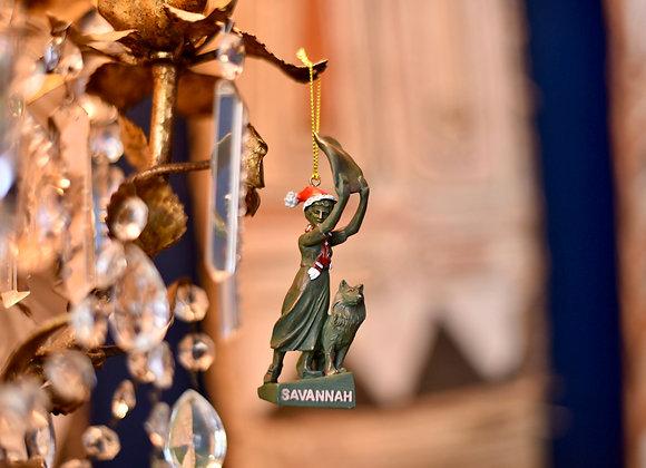 Mrs. Claus Ornament