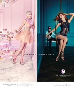 Cosmopolitan Las Vegas Campaign