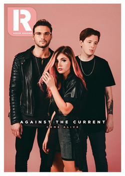 Against The Current x Rock Sound Magazin