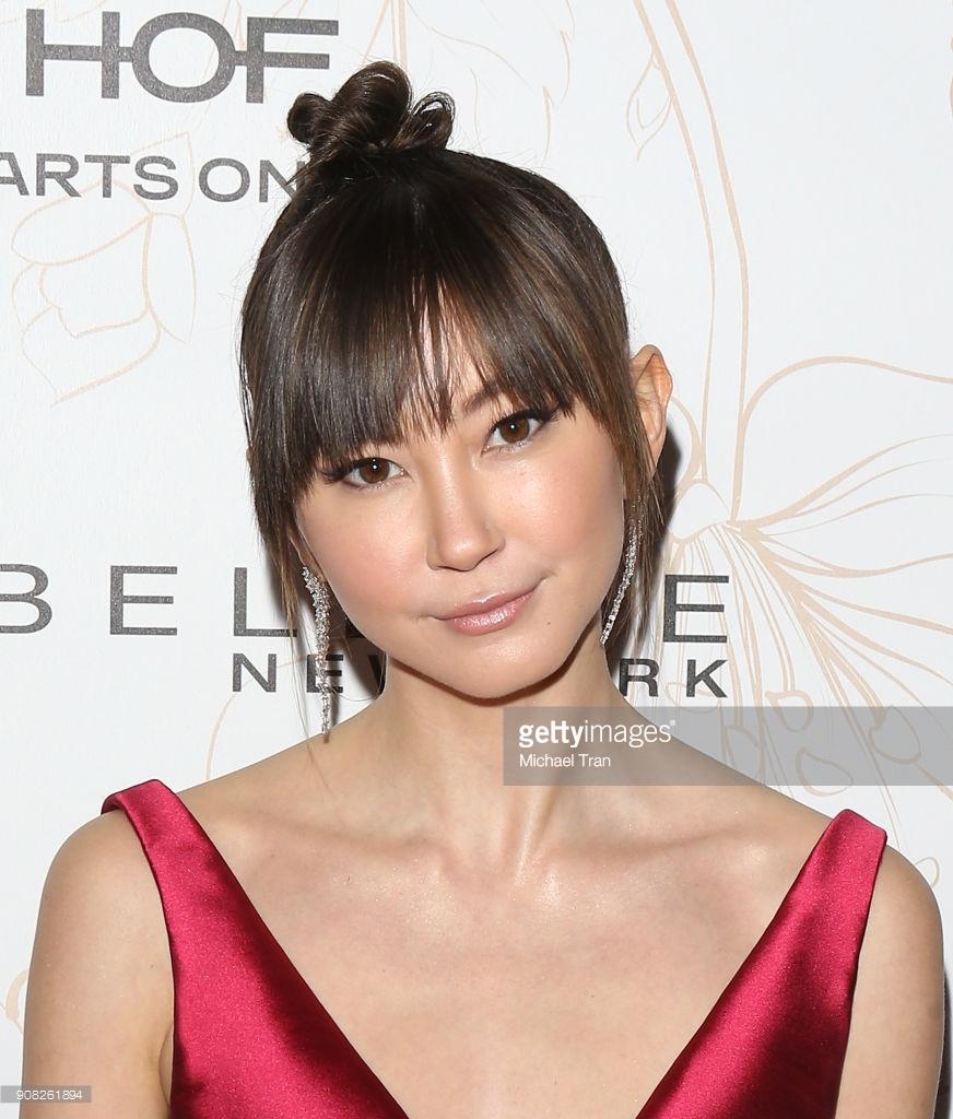 Kimiko Glenn EW Pre-SAG Party 2018