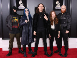 Code Orange Grammy's 2018