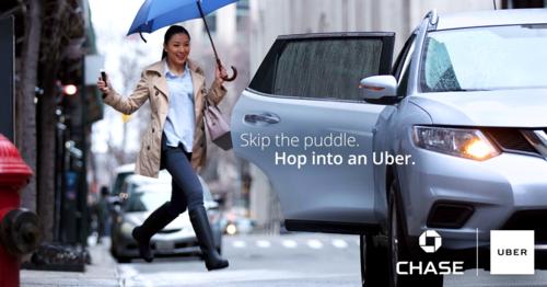 Chase x Uber