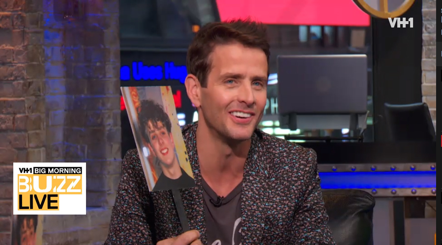 Joey McIntyre  Big Morning Buzz