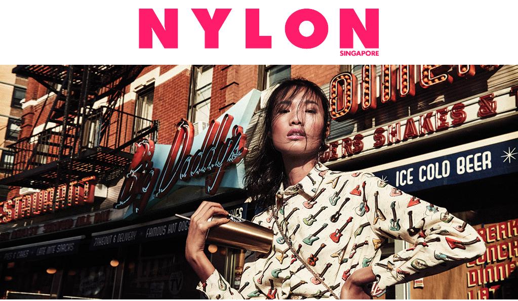 NYLON Singapore Nov. 2016