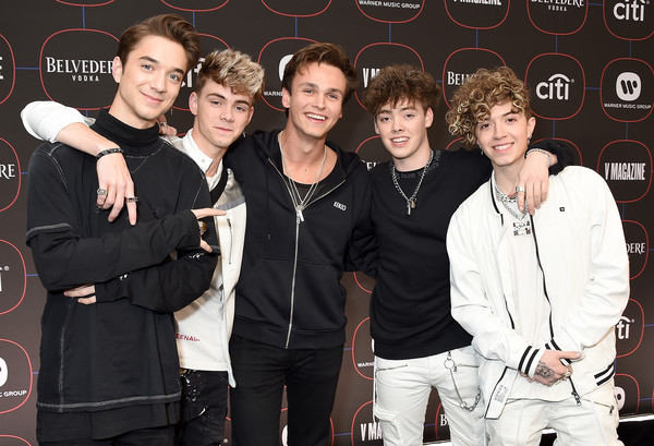 Why Don't We x Pre Grammy Party