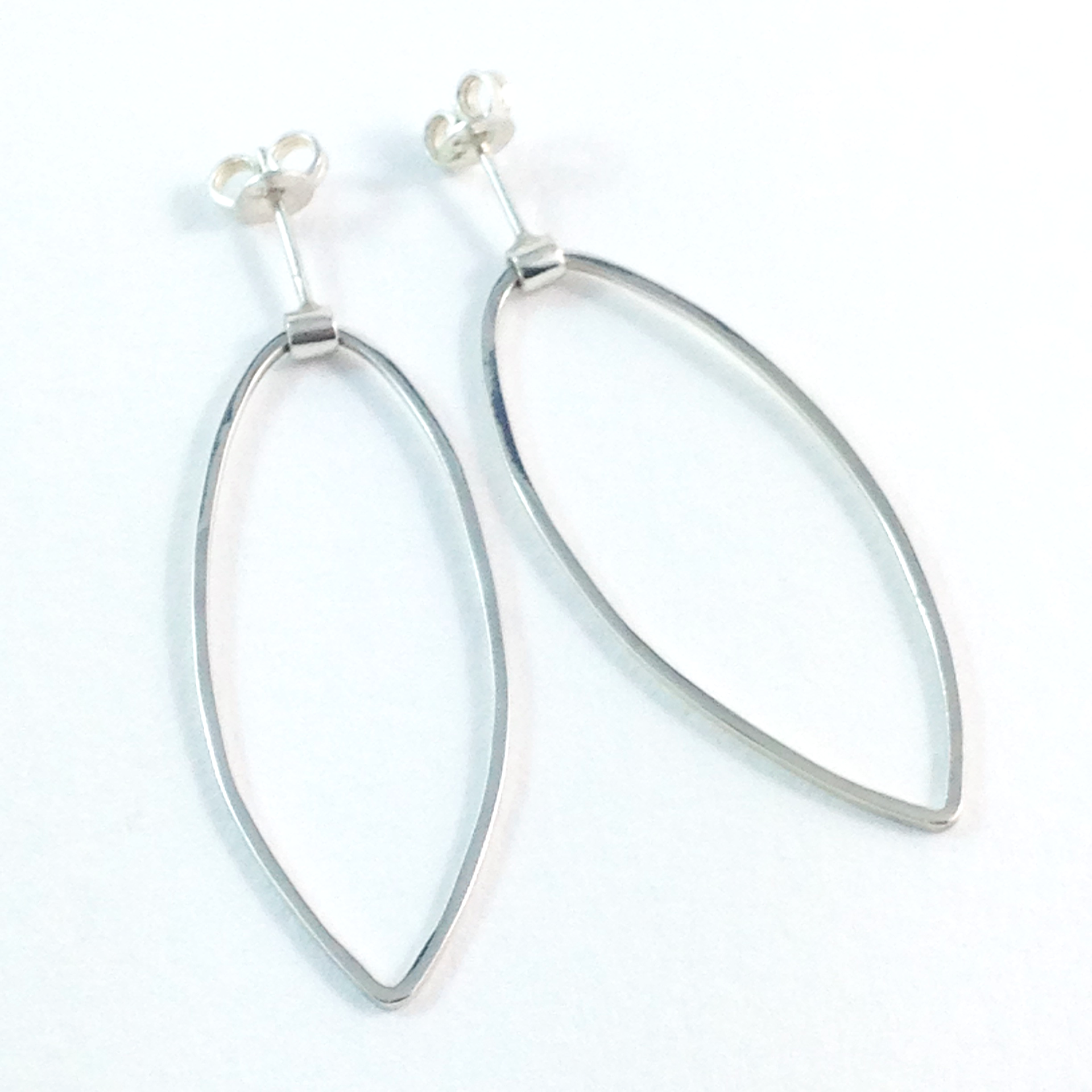 Elipse swing/dangle earrings
