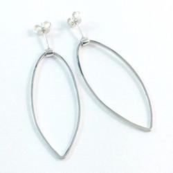 Elipse swing/dangle earrings