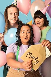 Marty and The Party 5th - 14th August @ Derby Theatre