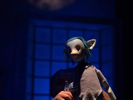 Developing my Creative Practice : Stop Motion Animation as a Puppeteer
