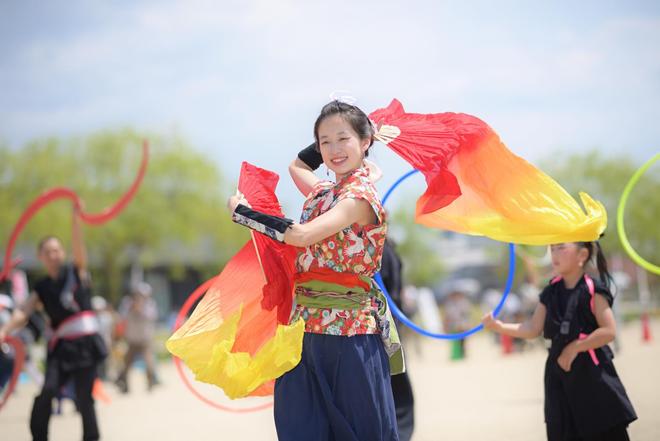 【出演報告】平城宮跡 天平祭 春 風流行列に出演いたしました