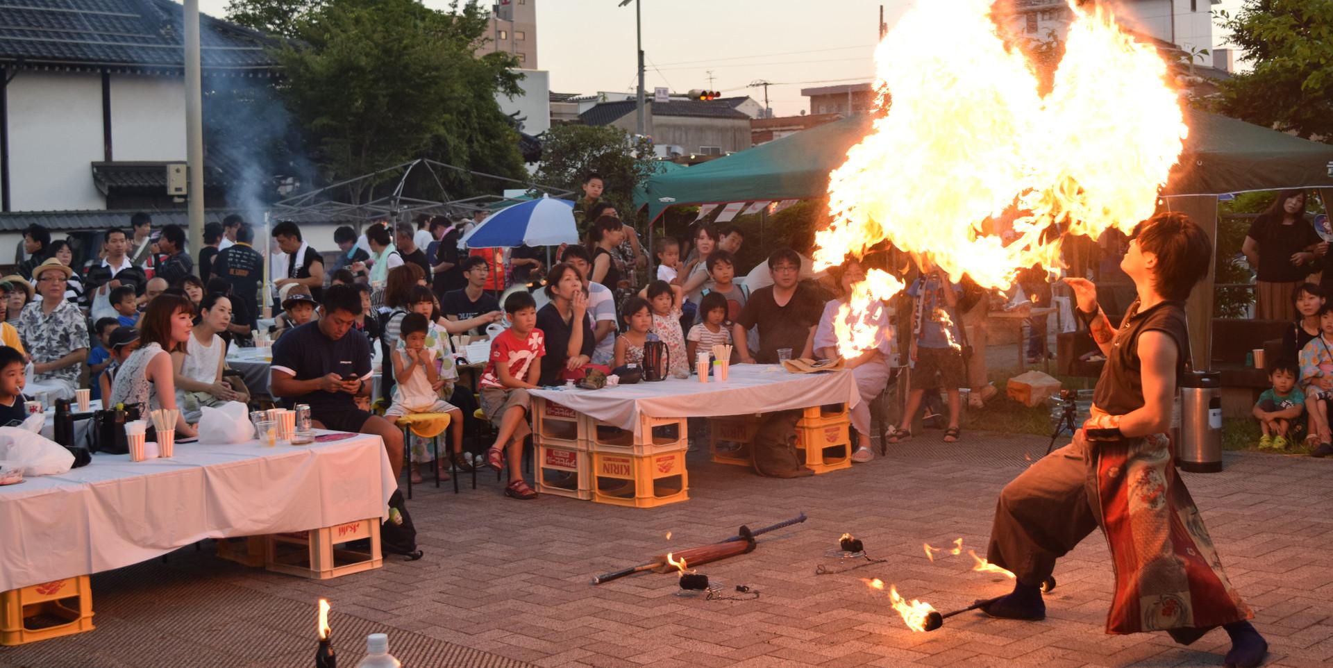 バーンナウト@島根水郷祭.JPG