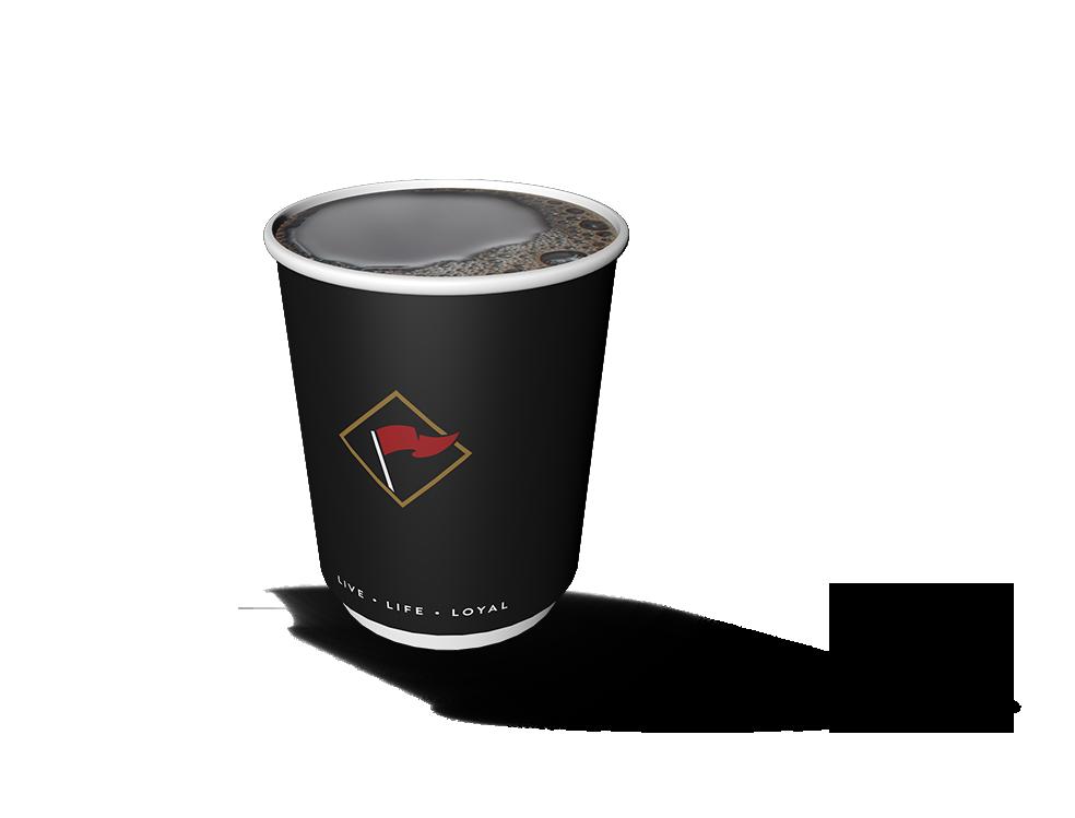 Patriot Coffee | Menu | Latte