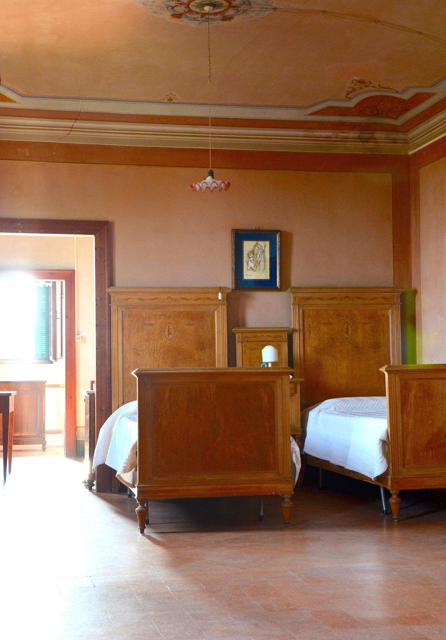 camera 2 letti secondo piano