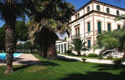 villa piscina panoramica