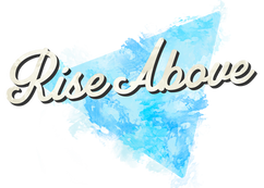 Rise Above Cover Logo