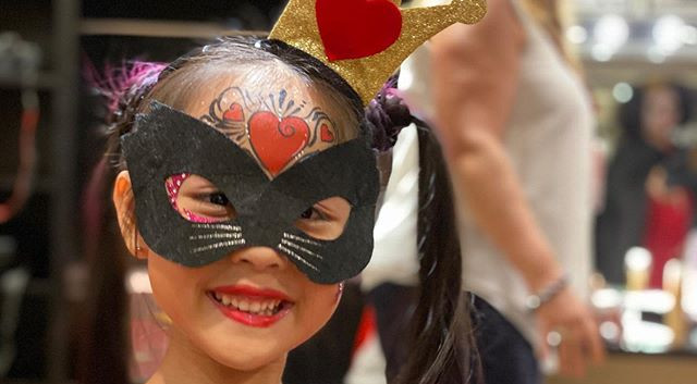 FameAoS talent, Theodora Lee, 6 years ol