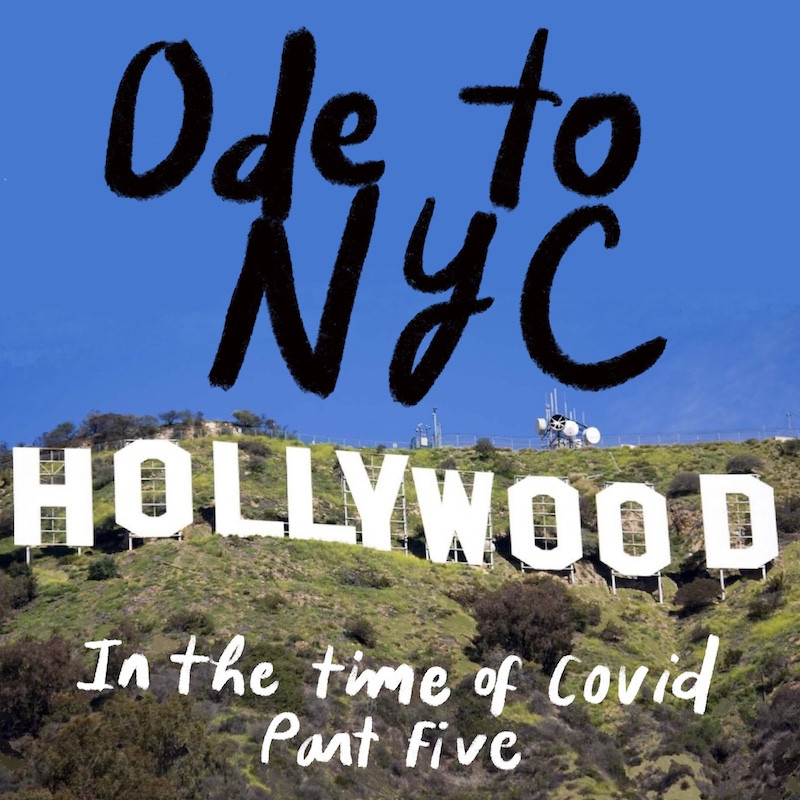 ode to NYC in the time of Covid pant five