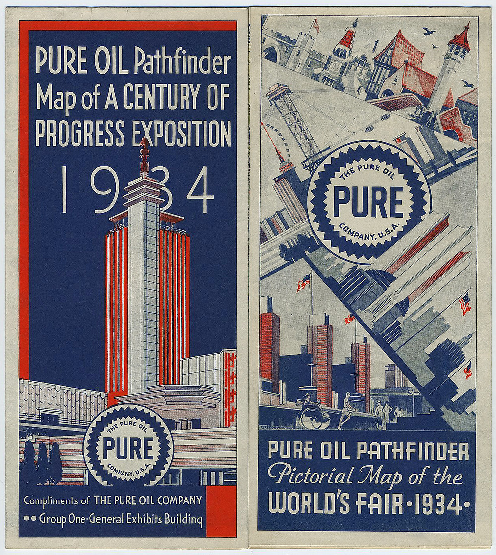 The Pure Oil Co.