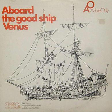 Aboard the good shop Venus