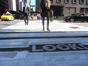 """Michael Bierut's brilliant new """"LOOK!"""" campaign"""